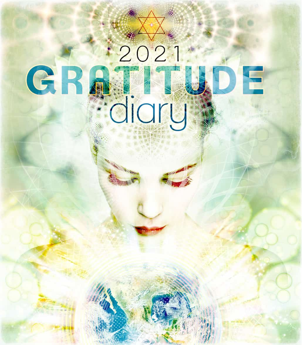 Gratitude Diary Front Cover